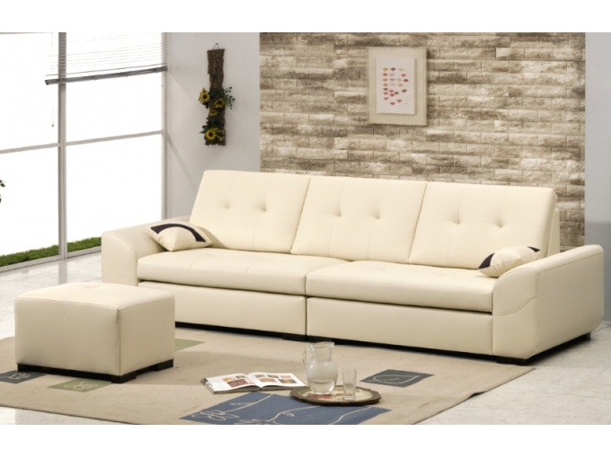 korea furniture rental Sofa + Stool